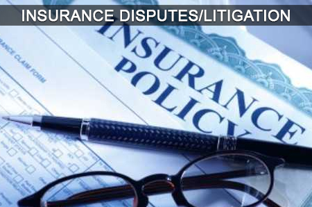 Insurance Disputes/Litigation