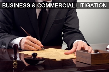 Business & Commercial Litigation
