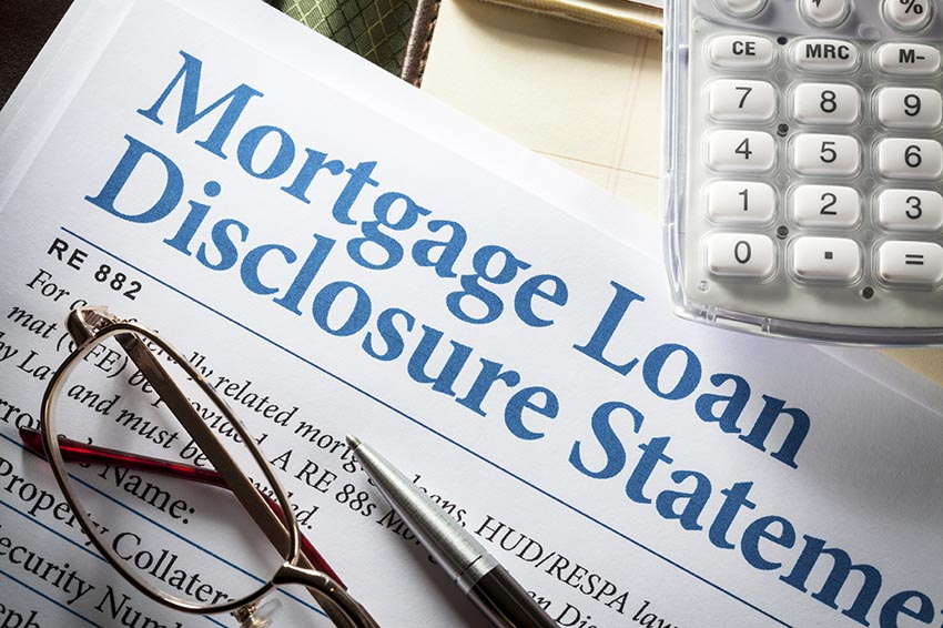 What You Need to Know before You Close – New Mortgage Disclosure Rules
