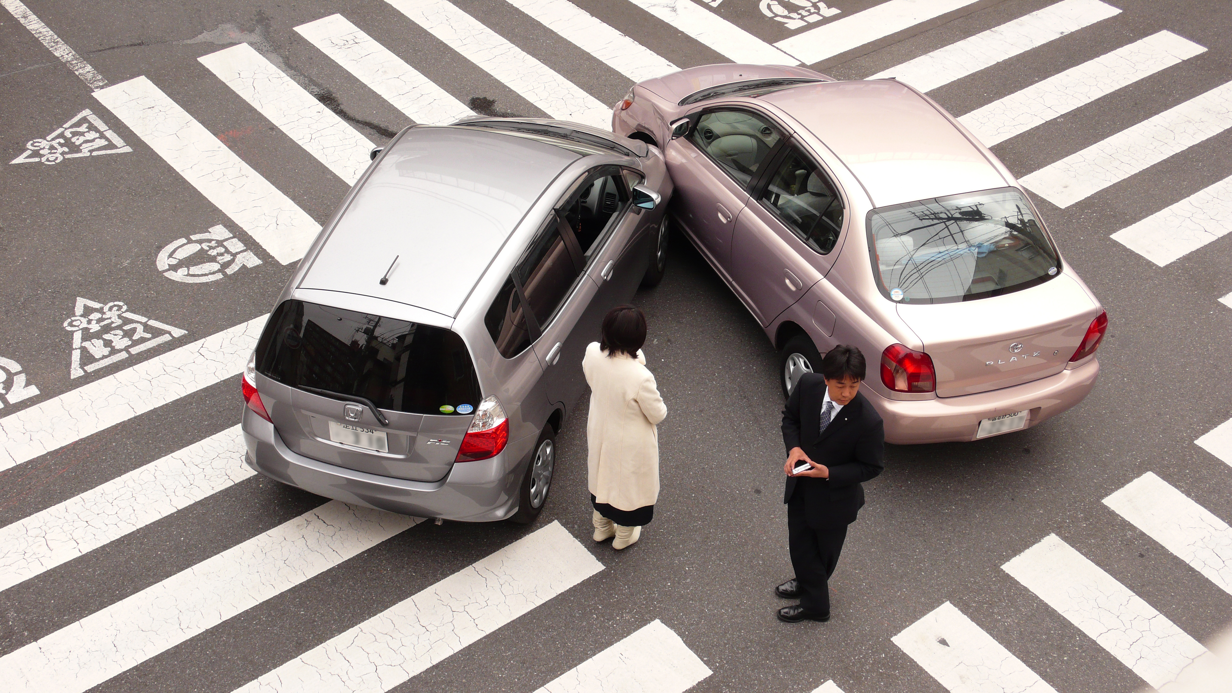 The Six Steps to Follow After a Car Accident