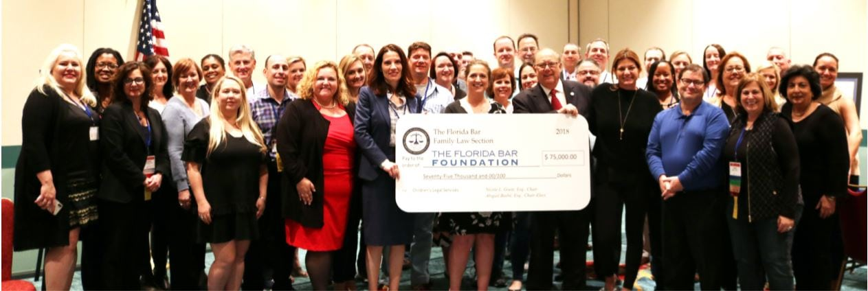 Attorneys across Florida support The Florida Bar Foundation