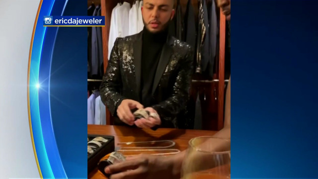 $1.5M Worth Of Jewelry Stolen From Celebrity Jeweler During Super Bowl Weekend